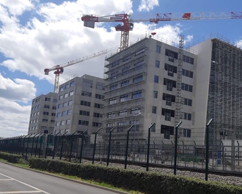 B27 | Fiche projet : Valeo Innovative Factory, Créteil