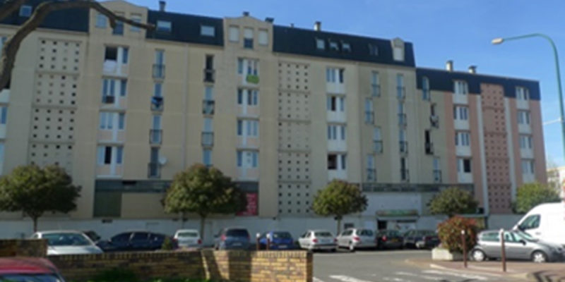 B27 | Logements sociaux, Fontenay-le-Fleury