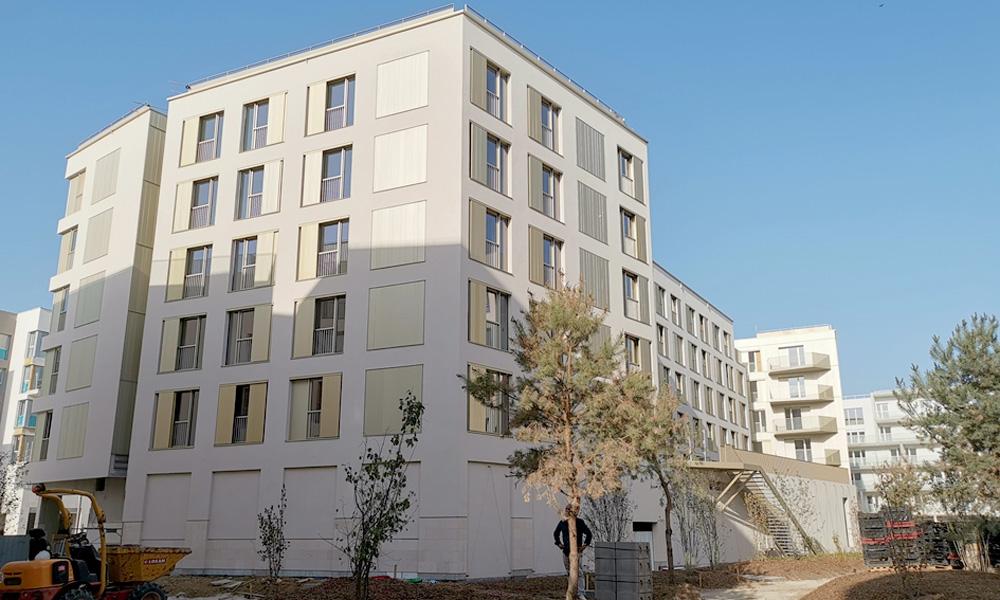 B27 | Fiche projet : Logements en accession, Gif-sur-Yvette