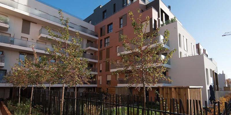 B27 | Logements en accession, Rueil-Malmaison