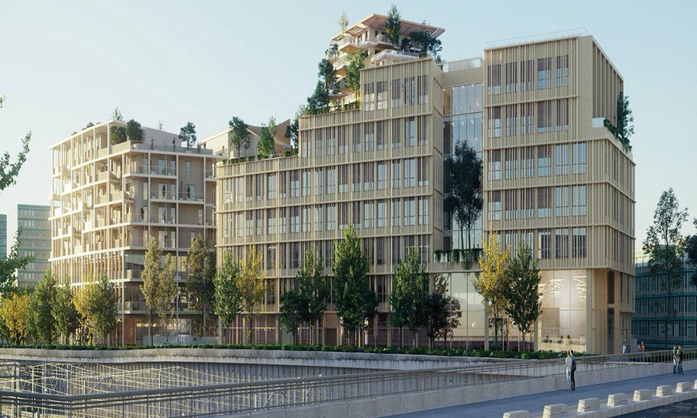 B27 | News : Les Groues, Nanterre