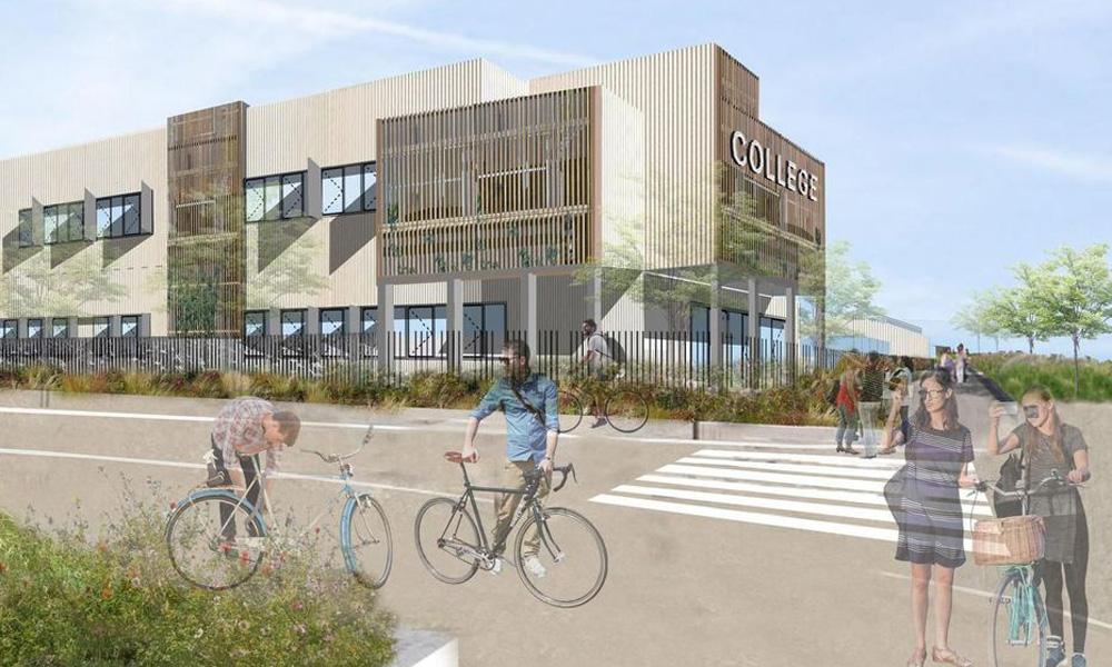 B27 | Collège, Bussy-saint-Georges