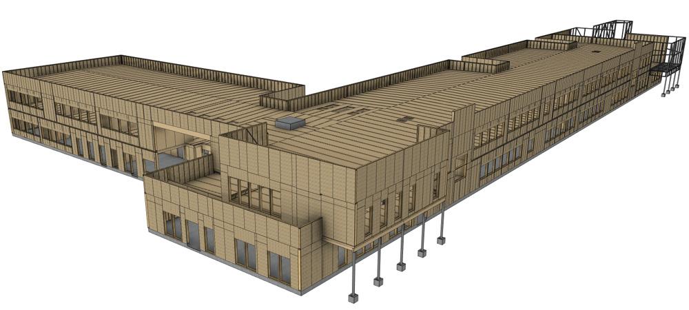 B27 | Fiche projet : Collège, Bussy-saint-Georges