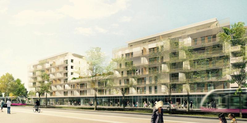 B27 | Logements Le Drapeau, Dijon