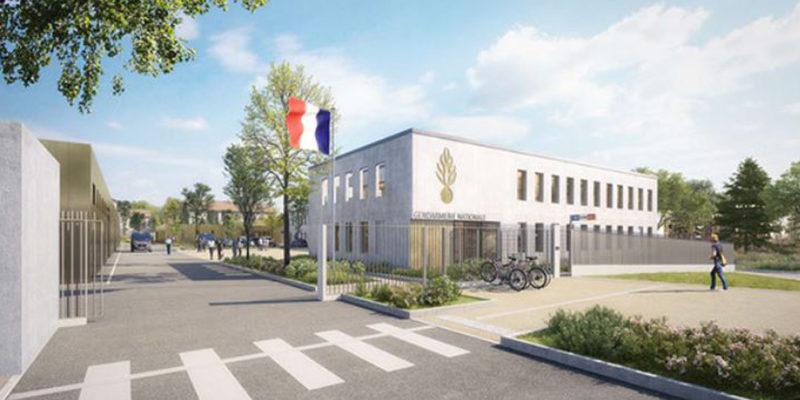 B27 | Gendarmerie, Chaumont