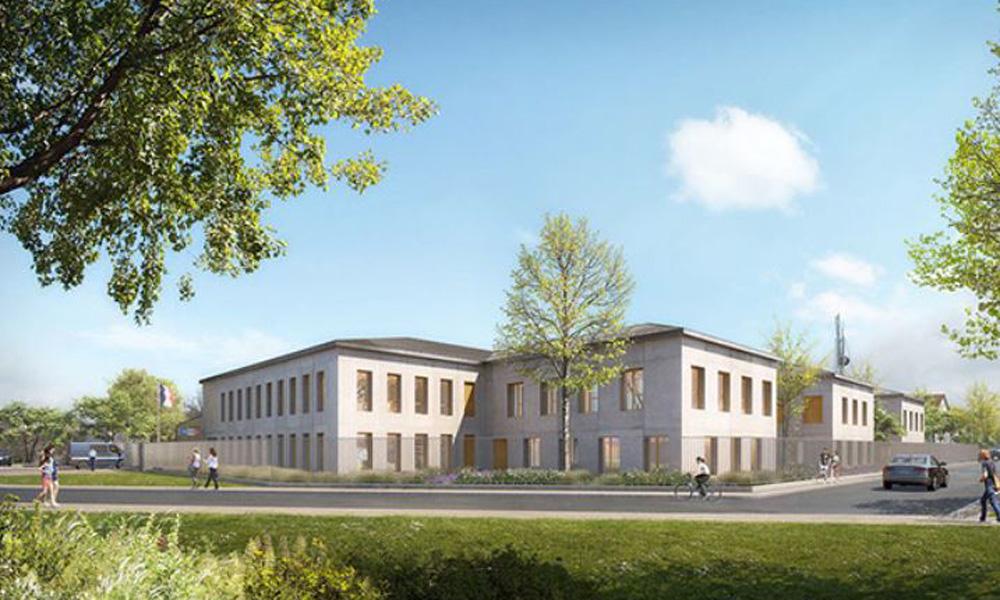 B27 | Fiche projet : Gendarmerie, Chaumont