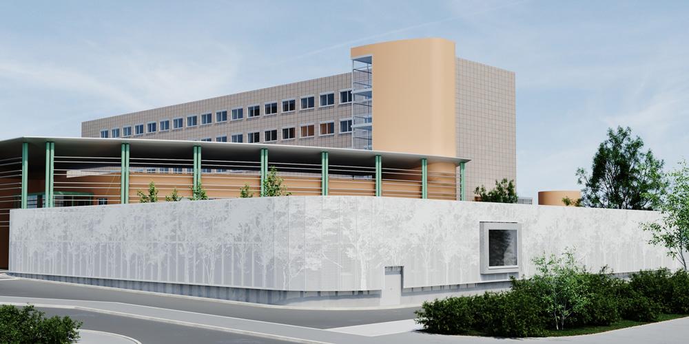 B27 | Fiche projet : CHU, Dijon