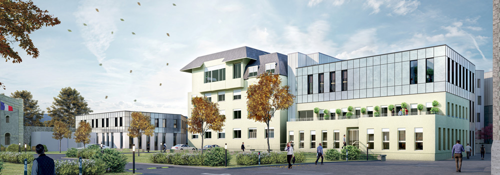 B27 | Fiche projet : Ministère de la justice, Dijon