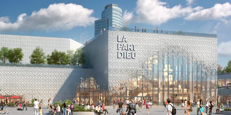 B27 | Centre commercial, Lyon