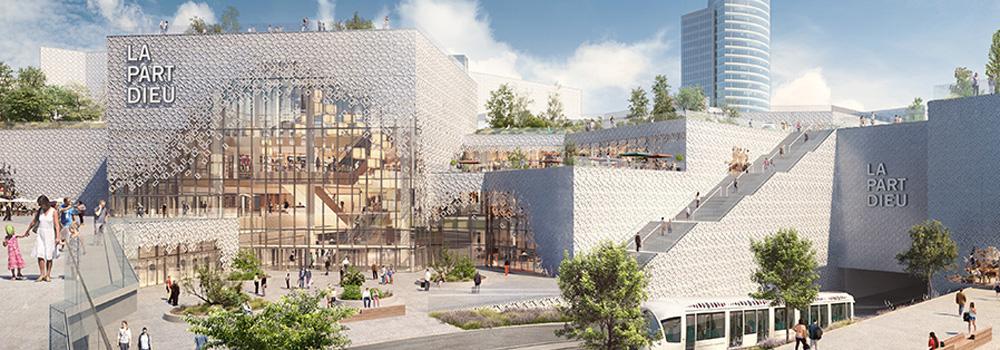 B27 | Fiche projet : Centre commercial, Lyon