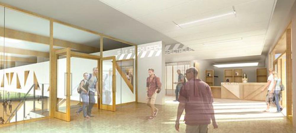 B27 | Fiche projet : Complexe, Ville de Talant