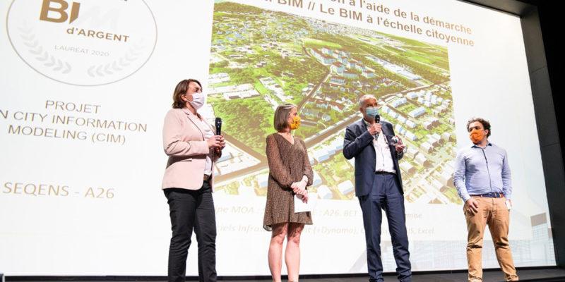 B27 | News : BIM d'or, Longpont-sur-Orge