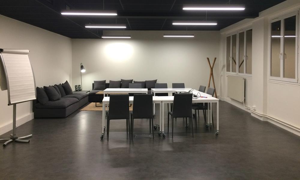 B27 | Fiche projet : Institut supérieur du marketing