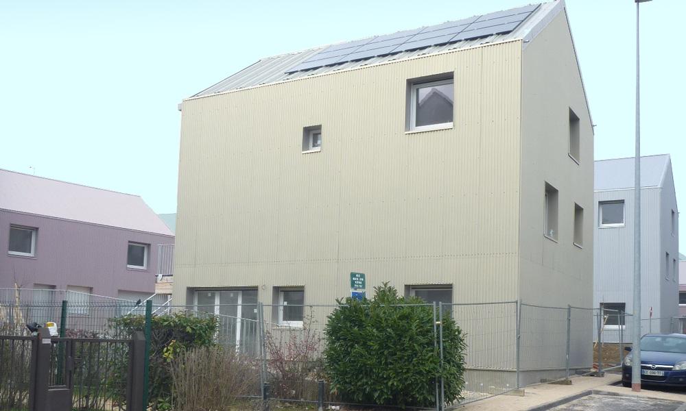 B27 | Fiche projet : 40 logements bioclimatiques