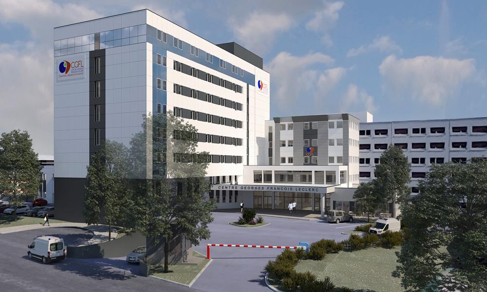 B27 | Fiche projet : Centre Georges François Leclerc