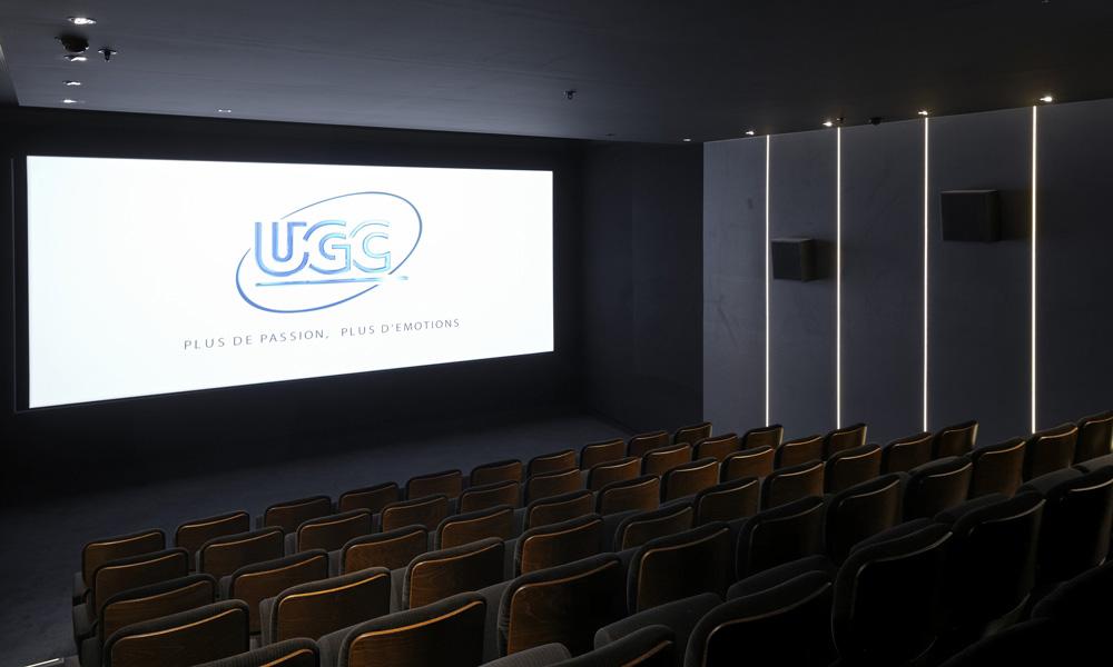 B27 | Fiche projet : Cinéma UGC Maillot