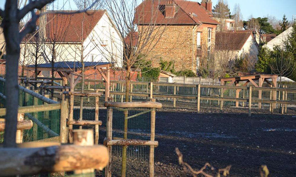 B27 | Fiche projet : Ferme pédagogique à Ermont