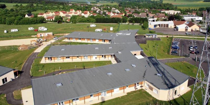 B27 | Maison d'accueil d'Is-sur-Tille