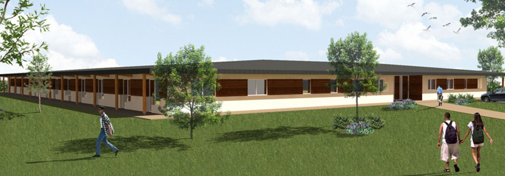 B27 | Fiche projet : Maison d'accueil d'Is-sur-Tille