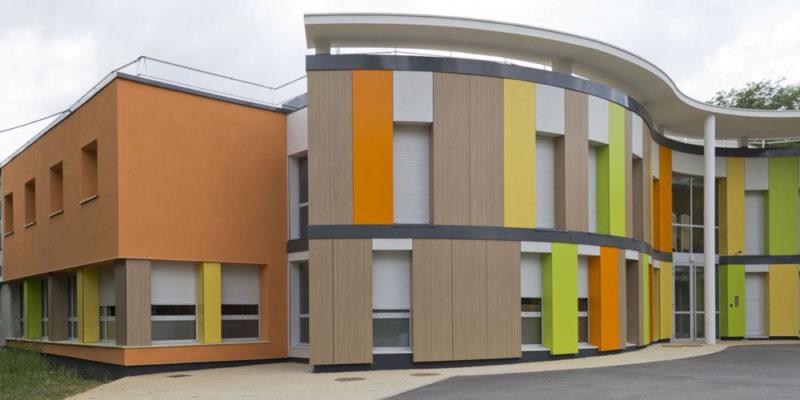 B27 | Maison de l'enfance à Ahuy