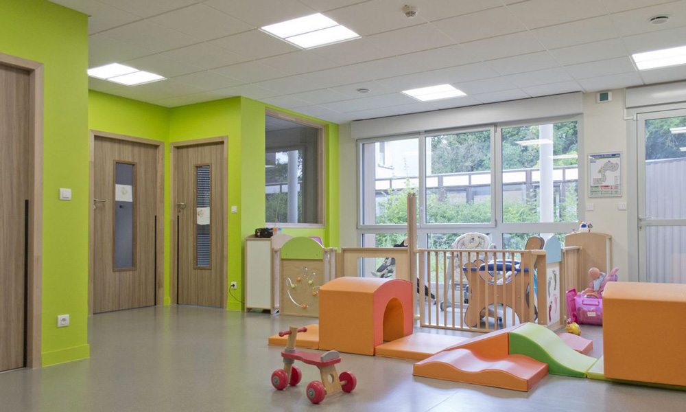 B27 | Fiche projet : Maison de l'enfance à Ahuy