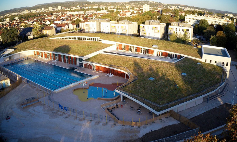 B27 | Centre aquatique du Carrousel