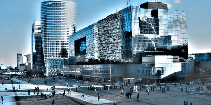 B27 | Centre commercial Les 4 Temps