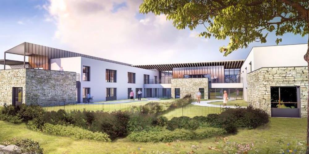 B27 | Fiche projet : EHPAD à Vire-en-Maconnais