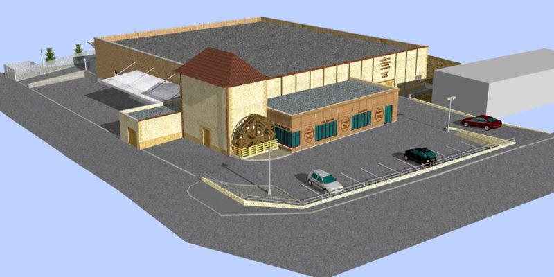B27 | Boulangerie industrielle Demeusy