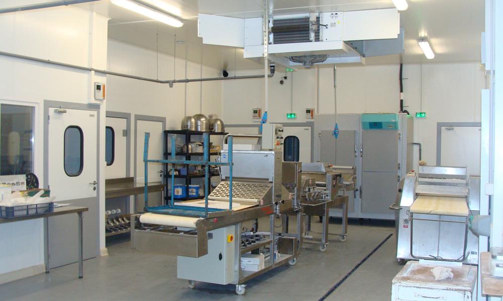 B27 | Fiche projet : Boulangerie industrielle Demeusy