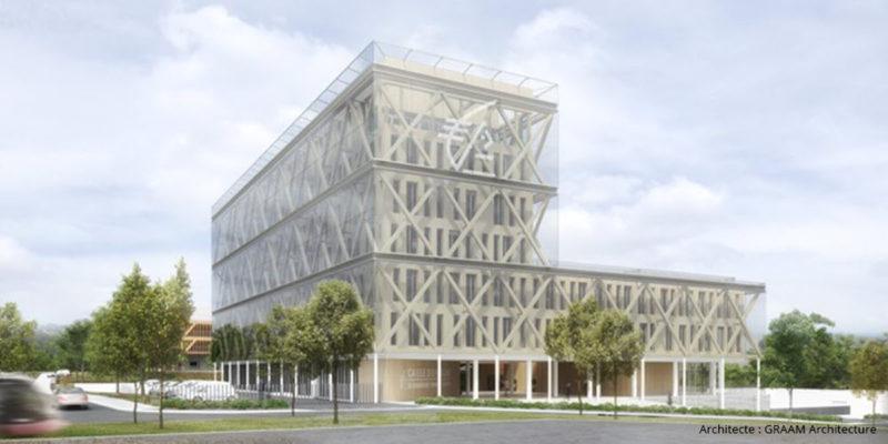 B27   News : Bâtiment intelligent : B27 pilote la labélisation R2S du siège de la Caisse d'Épargne Dijon
