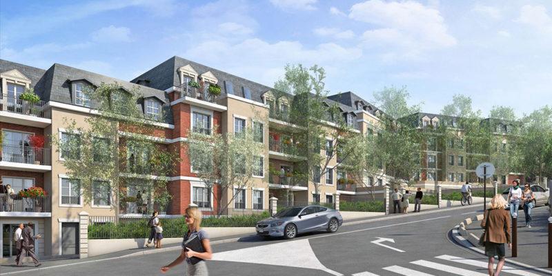 B27   70 logements à Gagny (93)