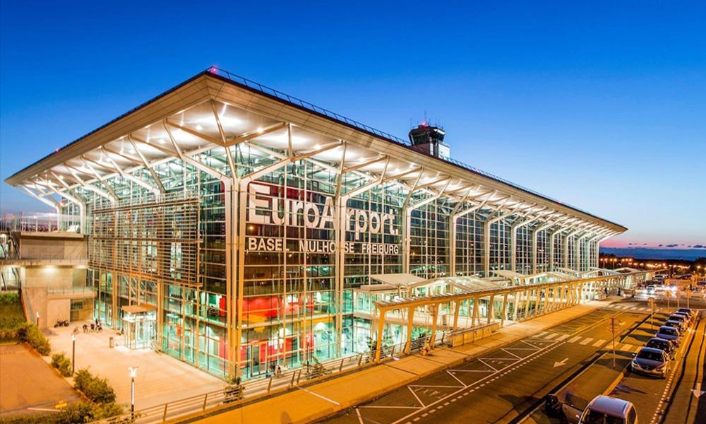 B27 | Aéroport Bâle Mulhouse à Saint-Louis (68)