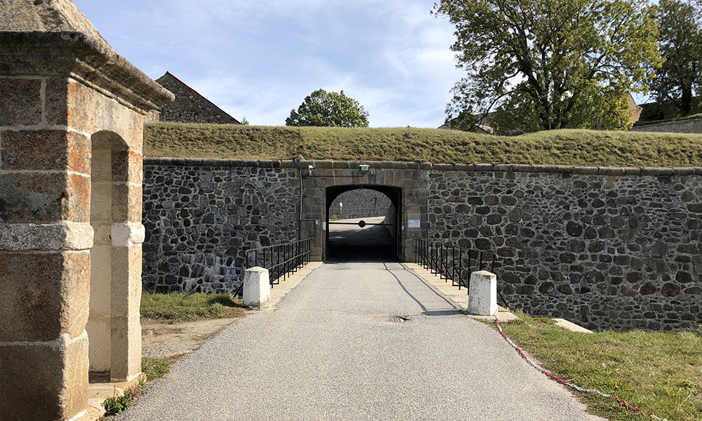 B27 | Caserne « la citadelle » à Mont-Louis (66)