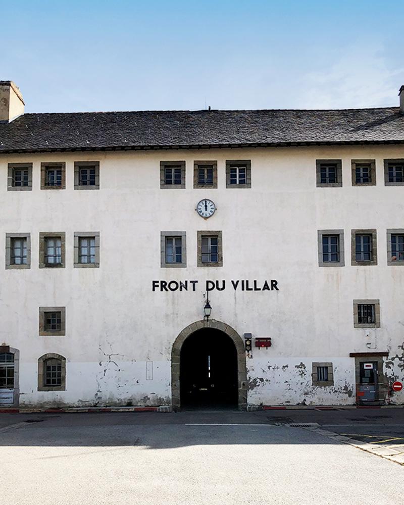 B27 | Fiche projet : Caserne « la citadelle » à Mont-Louis (66)