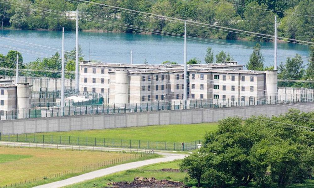 B27 | Centre pénitentiaire d'Aiton à Aiguebelle (73)