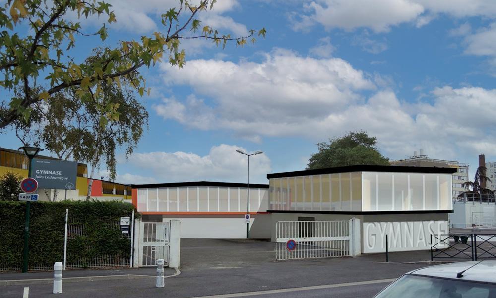 B27 | Fiche projet : Complexe sportif Jules Ladoumègue à Taverny (95)