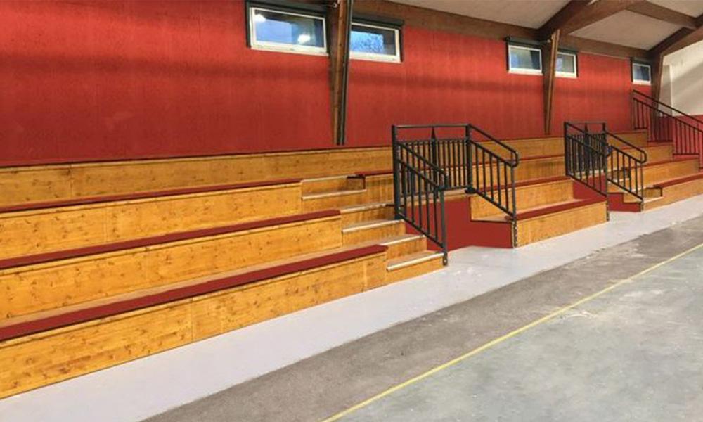 B27 | Fiche projet : Gymnase à Jouy-le-Moutier (95)