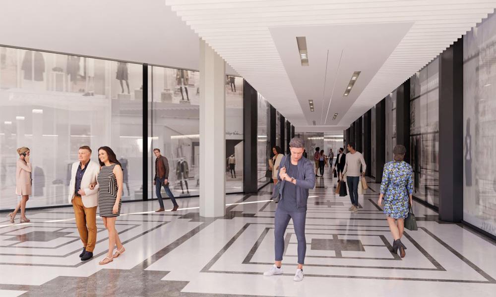 B27 | Fiche projet : Centre commercial Les Arcades à Noisy-le-Grand (93)