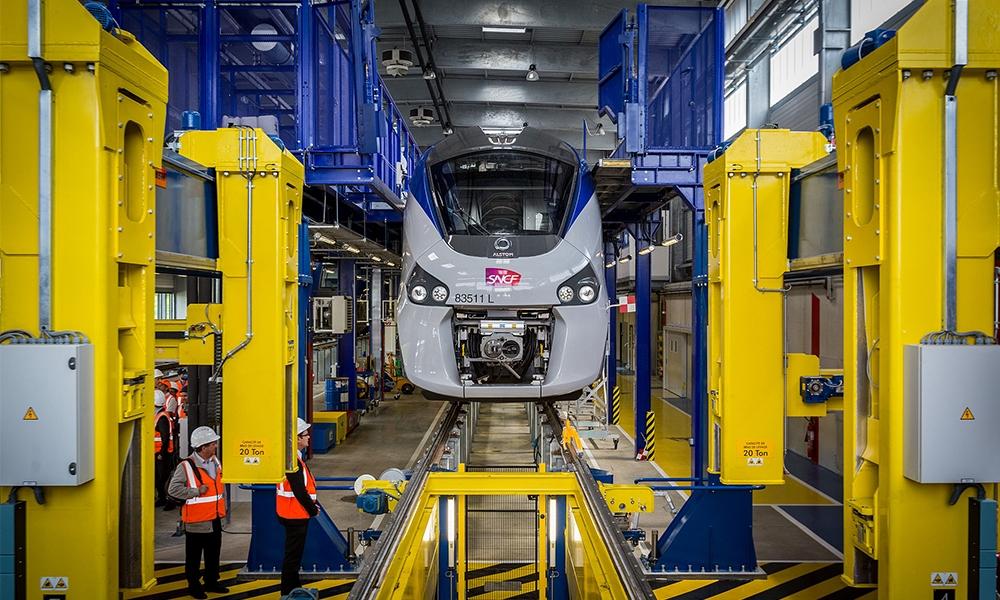 B27 | Fiche projet : Atelier de maintenance SNCF à Mulhouse (68